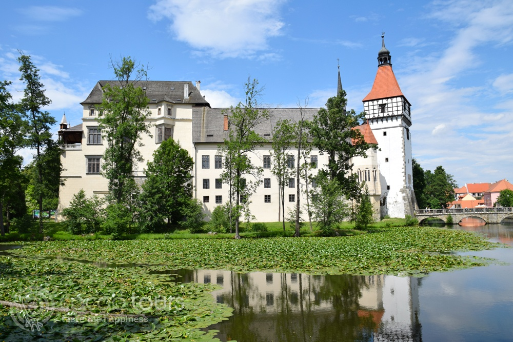 Blatna Castle, Czech Republic