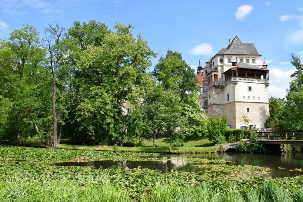 Blatna Castle, Czech Republic