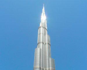 най-високи сгради в света, Burj Khalifa, Dubai, OAE