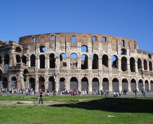 Топ 7 в Рим