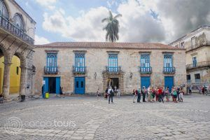 Ла каза де дон Луис Чакон, Хавана, Куба