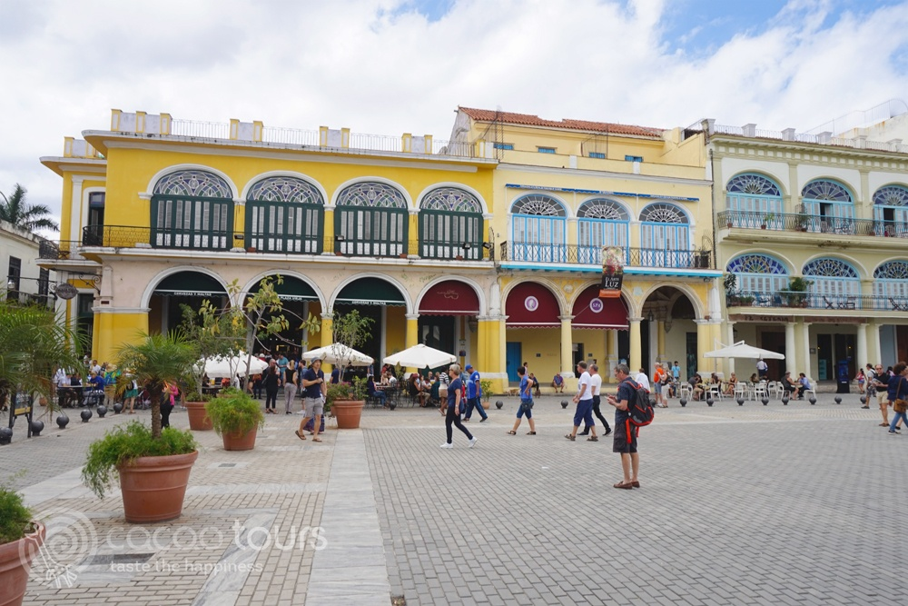 Архитектурата на Хавана - столицата на Куба (Havana, Cuba)