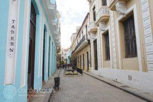 из улиците на Хавана, Куба