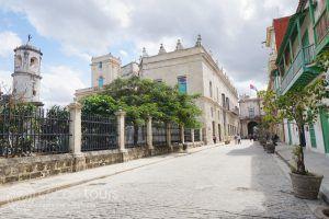 дворецът на капитаните, Хавана, Куба
