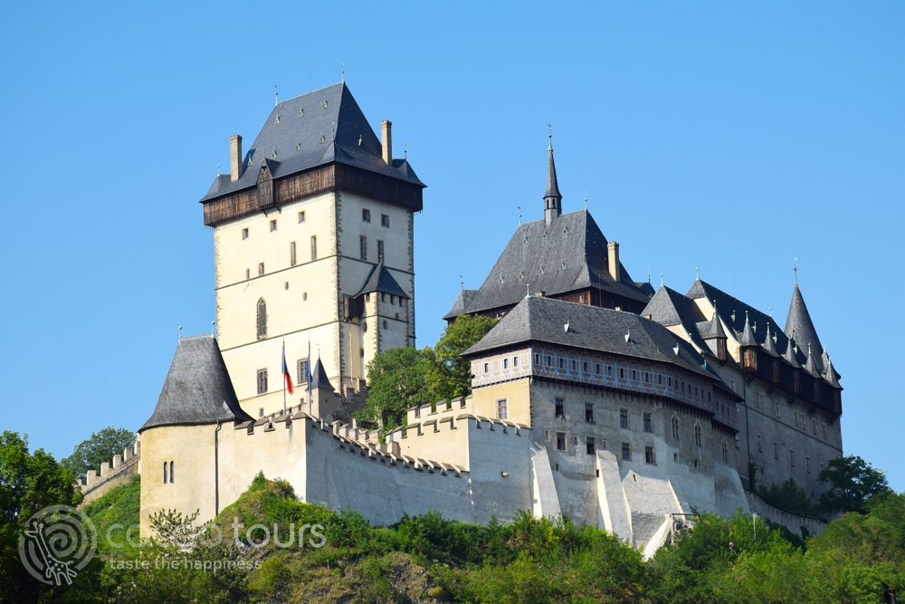 Karlstejn Castle, Prague, Chech Republic