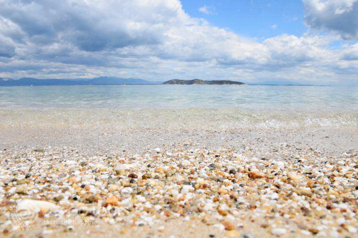 La Scala Beach, Thassos island, Greece