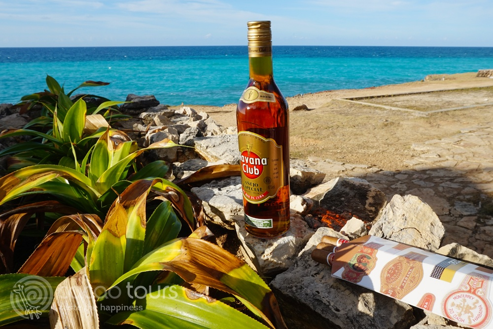 rum and cigars, Varadero, Cuba