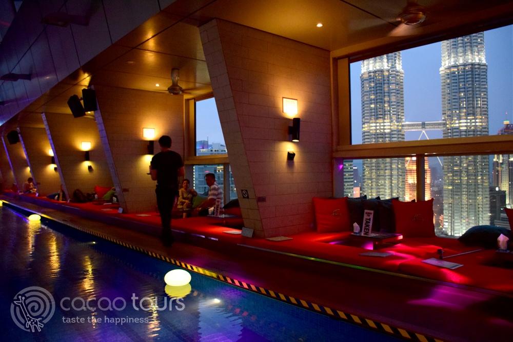 Skybar, Traders Hotel, Kuala Lumpur, Malaysia
