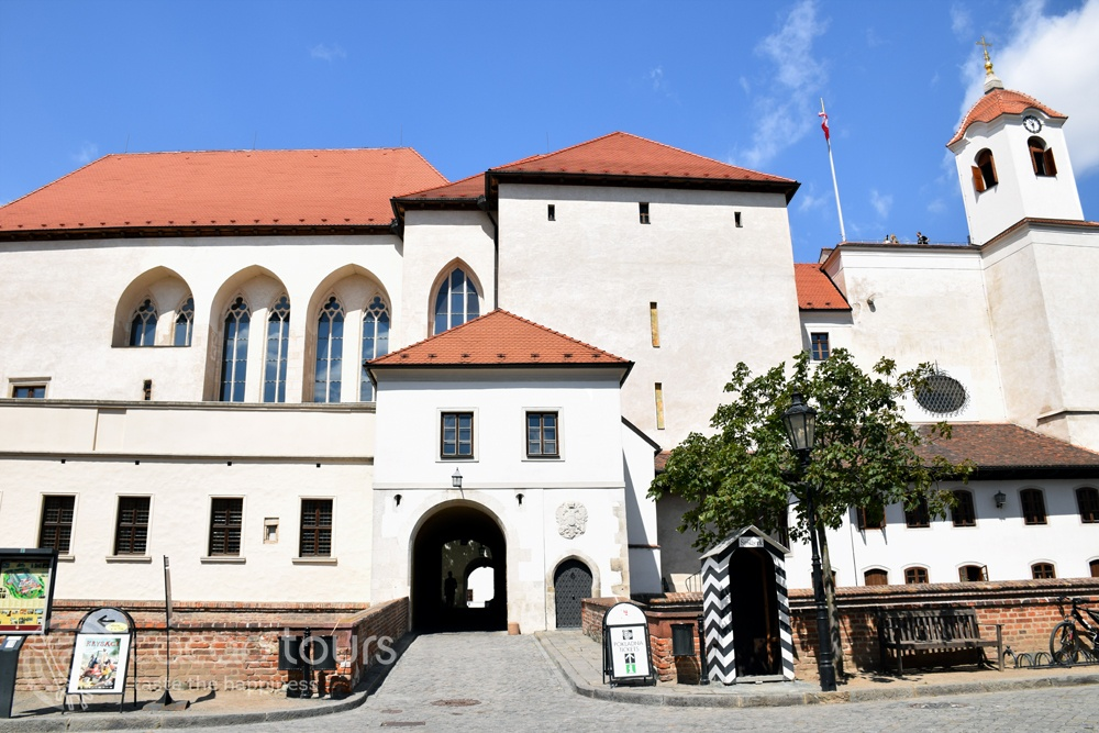 Spilberk Castle, Czech Republic