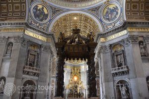 St. Peter's Basilica, Vatican, Rome, Italy