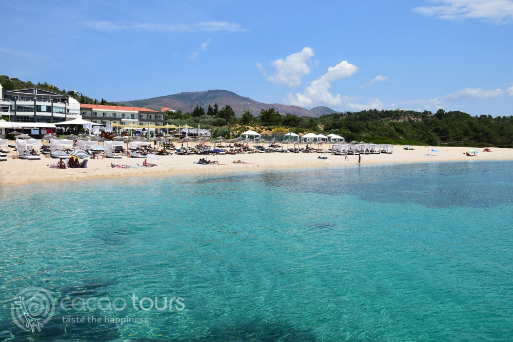 Tripiti Beach, Thassos, Greece