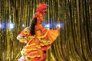 танцьорка от Тропикана, Варадеро, Куба