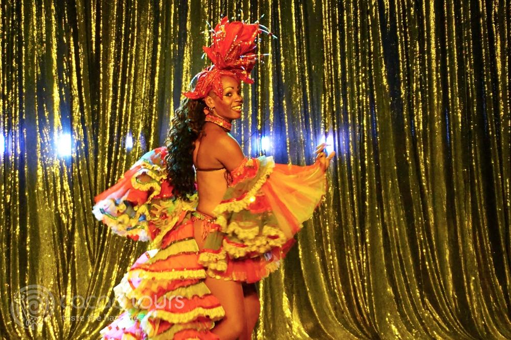 Тропикана шоу (Tropicana Show, Varadero, Cuba)