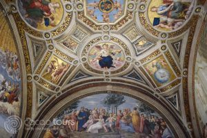 Vatican Museums, Rome, Italy