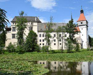 замъци в Чехия