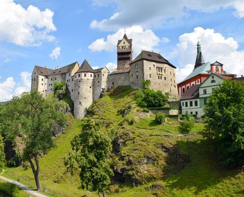 чешки замъци