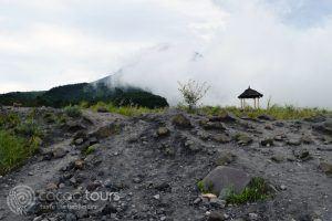 Вулканът Мерапи, Ява, Индонезия