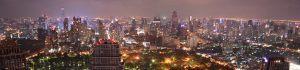 Vertigo Rooftop bar, Bangkok, Thailand