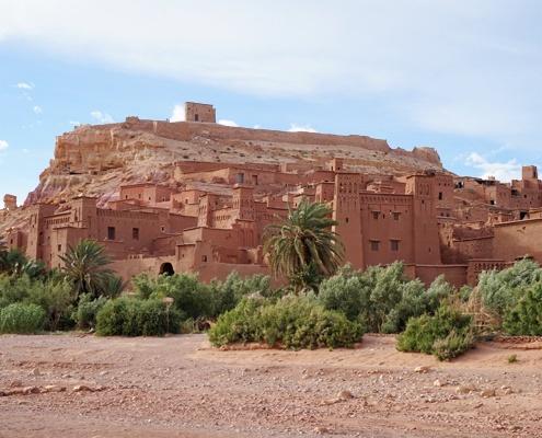 Южно Мароко, Ait Benhaddou, Morocco