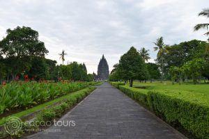 Храмът Прамбанан, Джокякарта, Индонезия