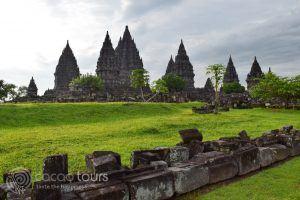 Храмът Прамбанан, Джокякарта, о-в Ява, Индонезия
