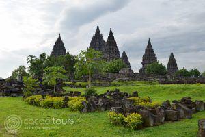 Храмът Прамбанан, Джокякарта, остров Ява, Индонезия