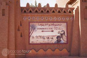 Zagora, Timbuktu, Morocco