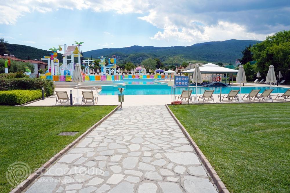 Топ хотел сред хотелите на Халкидики и Олимпийска ривиера - Cronwell Platamon Resort, Platamonas, Greece