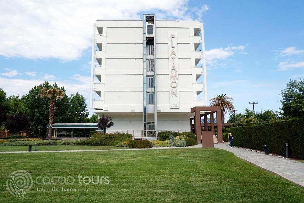 Cronwell Platamon Resort, Platamonas, Greece - топ хотел сред хотелите на Халкидики и Олимпийска ривиера