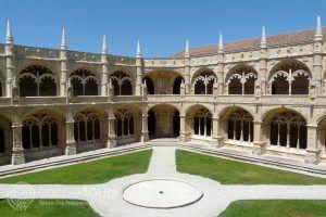 """Манастирът """"Жеронимош"""", Лисабон, Португалия (Jeronimos, Lisbon, Portugal)"""