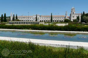 "Манастирът ""Жеронимош"" в Лисабон(Jeronimos, Lisbon, Portugal)"
