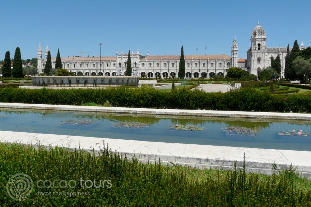 Jeronimos, Lisbon, Portugal