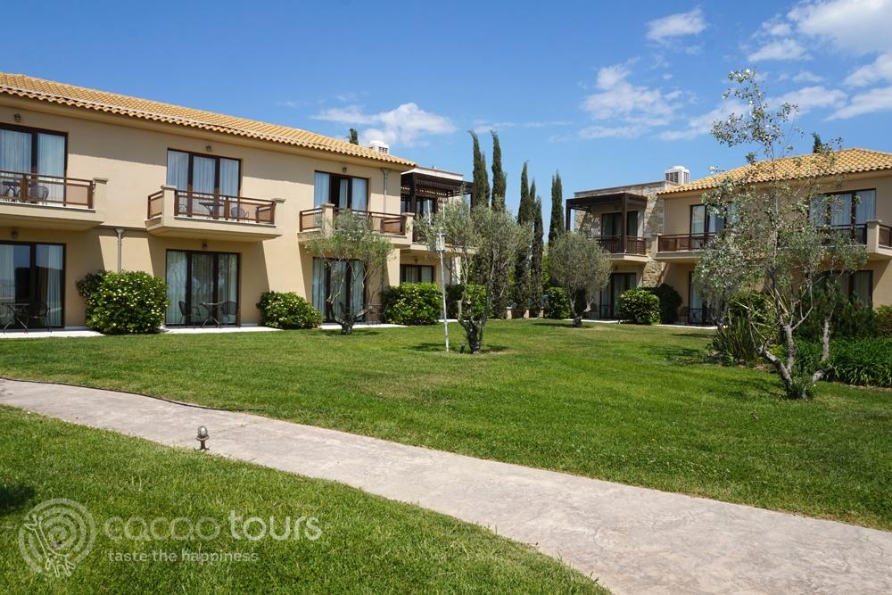 Mediterranean Village, Olympus Riviera, Pieria, Greece - топ хотел сред хотелите на Халкидики и Олимпийска ривиера