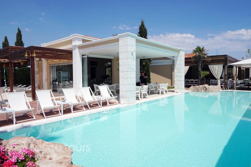 Mediterranean Village, Olympus Riviera, Pieria, Greece