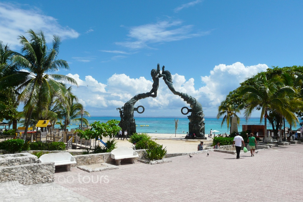 Плая дел Кармен (Playa del Carmen, Mexico)