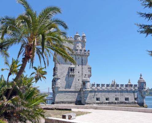 Кулата Белем, Лисабон, Португалия
