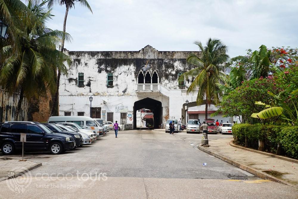 Каменният град в Занзибар, Танзания (Stone Town, Zanzibar, Tanzania)