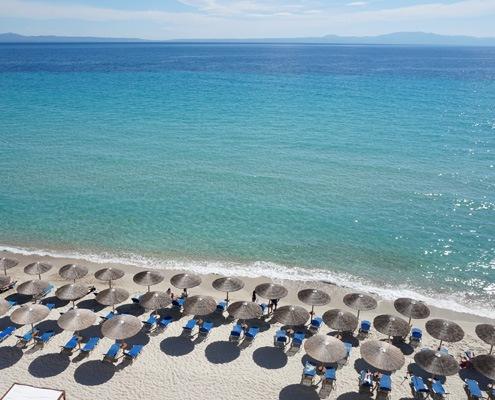 Халкидики и Олимпийска Ривиера, Гърция