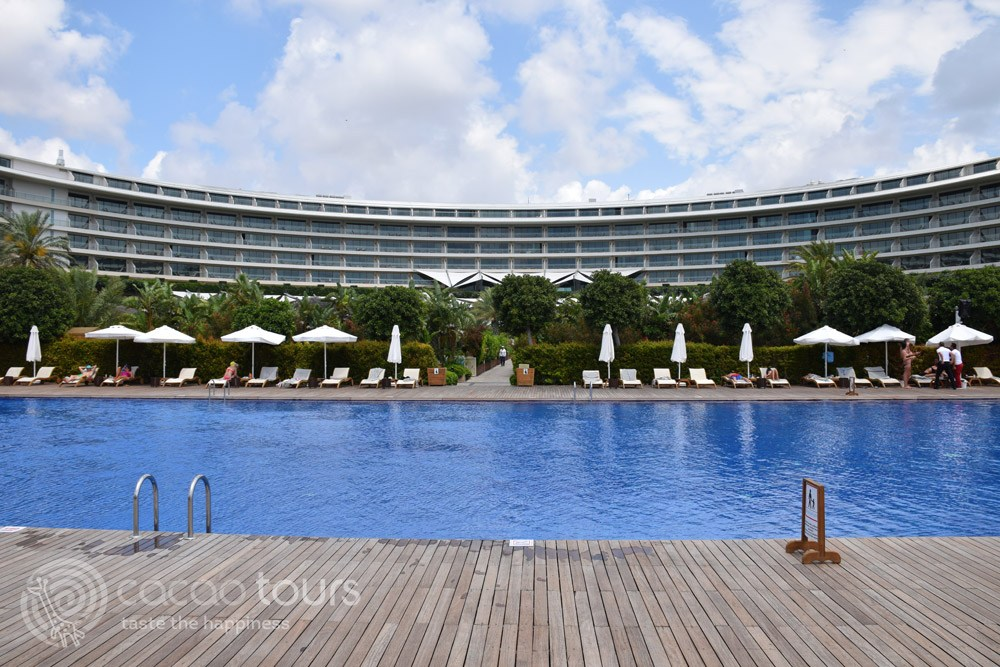 Maxx Royal Belek Golf Resort, Antalya, Turkey