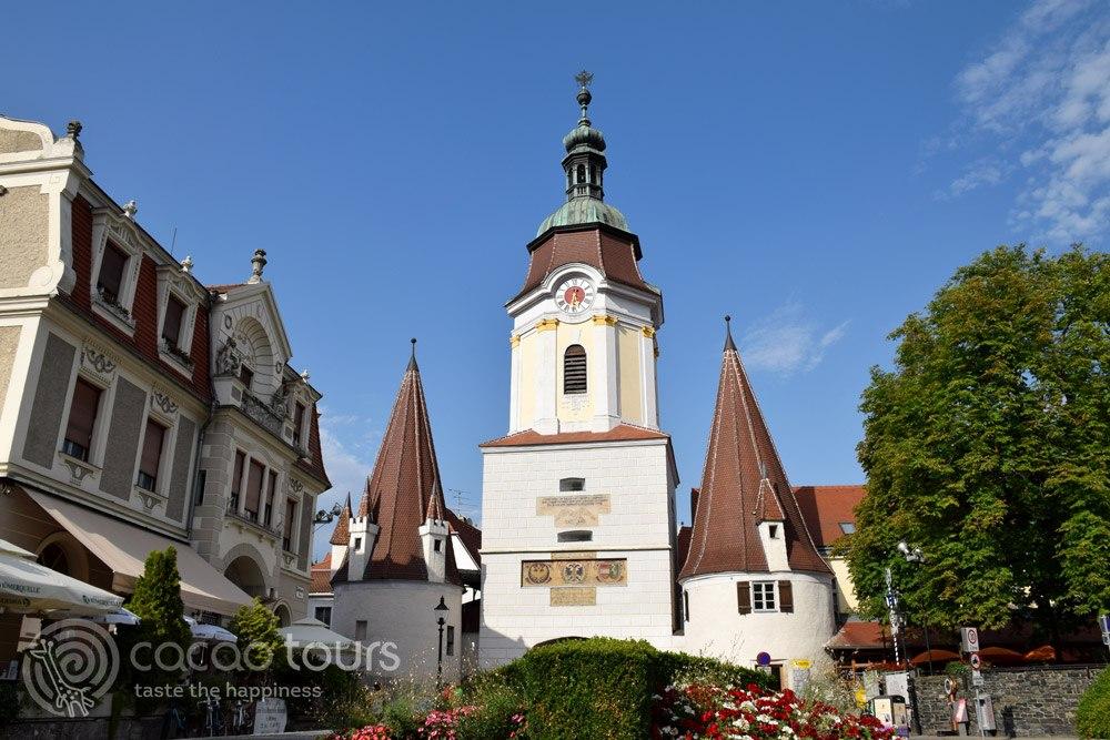 Krems, Wachau Valley, Austria