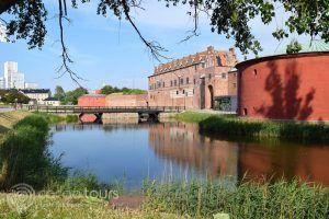 Malmöhus, Slott, Malmo, Sweden