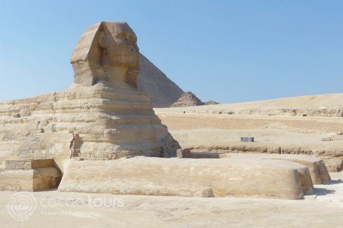 Great Sphinx, Giza, Cairo, Egypt