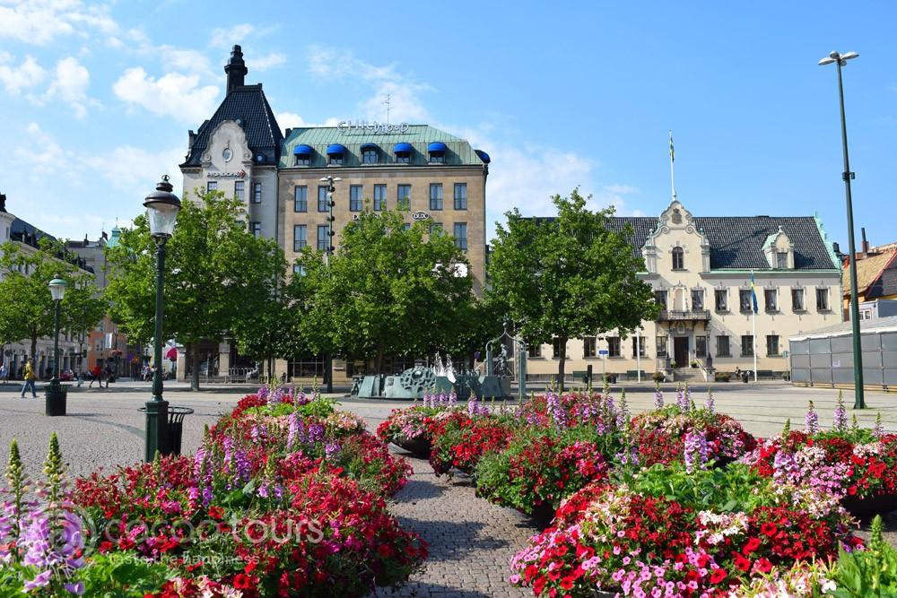 Stortorget, Malmo, Sweden