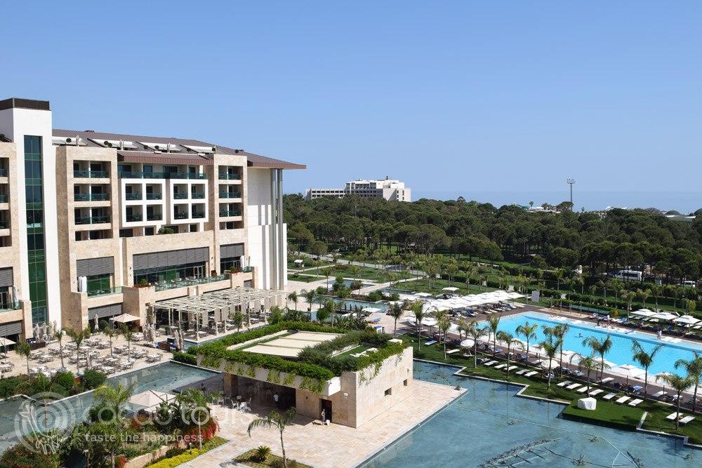 Regnum Carya Golf and Spa, Belek, Antalya, Turkey