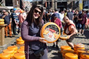 Cheese Market Gouda, Netherlands