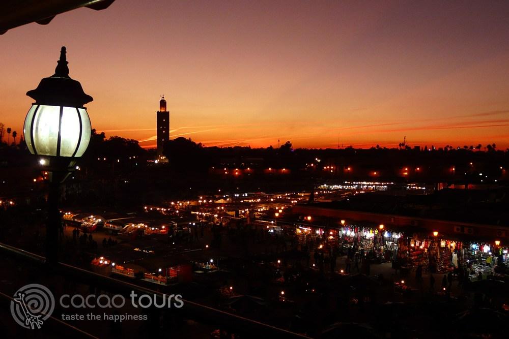 Jamaa el Fna, Marrakech, Morocco