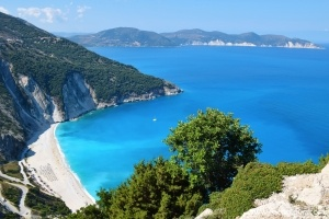 Какао Турс Myrtos Beach, Kefalonia Island, Greece