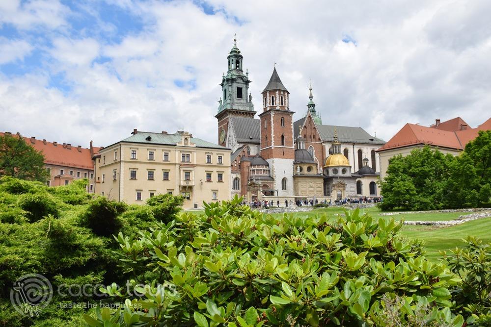 Замъкът Вавел, Краков, Полша (Wawel Castle, Krakow, Poland)