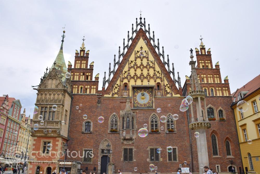 Вроцлав (Wroclaw, Poland)