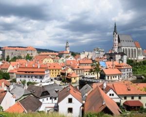 екскурзии от Прага, Cesky Krumlov, Czech Republic